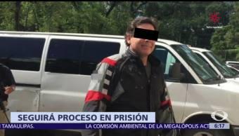 Notifican detención con fines de extradición al exgobernador Eugenio Hernández