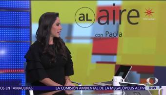 Al aire, con Paola Rojas Programa del 1Al aire, con Paola Rojas Programa del 15 de diciembre del 20175 de diciembre del 2017
