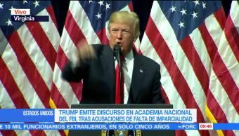 Desea Trump sistema migratorio basado en mérito