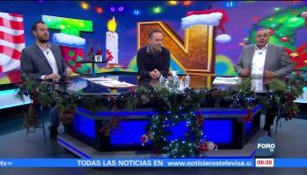 Matutino Express del 16 de diciembre con Esteban Arce (Bloque 2)