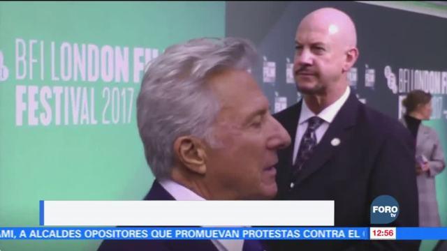 Dustin Hoffman enfrenta más denuncias de acoso sexual