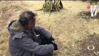 Frío deja severos daños a la agricultura
