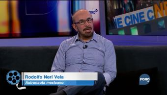 Rodolfo Neri Vela platica de: 'Ben-Hur'