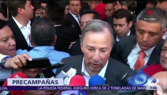 Meade se pronuncia sobre prisión domiciliaria de Elba Esther Gordillo