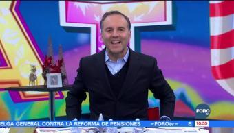 Matutino Express del 18 de diciembre con Esteban Arce (Bloque 3)