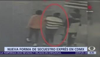 PGJCDMX revela secuestro exprés de 4 adolescentes en plaza comercial de Coyoacán