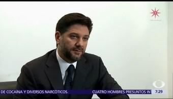 Renuncia el presidente de la Comisión Nacional Bancaria y de Valores