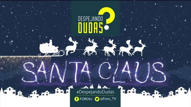 #DespejandoDudas: La leyenda de Santa Claus