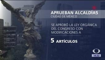 Habrá alcaldes en la Ciudad de México