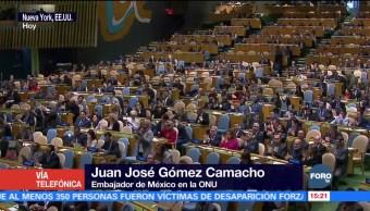 México respalda el diálogo para resolver el conflicto de Jerusalén