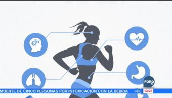 Algunos países rechazan el ejercicio, los más holgazanes del mundo
