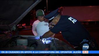 Policía Federal vigila las principales carreteras de Sinaloa