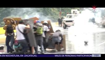 Colombia y EU, principales refugios para perseguidos políticos de Venezuela
