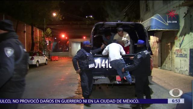 Sólo 14 personas fueron remitidas al 'Torito' en Nochebuena