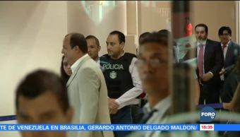 Borge será extraditado a México antes del 15 de enero