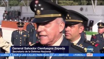 Ejército respetará decisión de la SCJN sobre Ley de Seguridad Interior