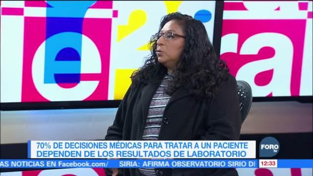 Resultados de laboratorio son fundamentales para decidir tratamiento en pacientes