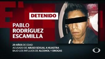 Inicia proceso penal contra el padrastro de 'Calcetitas Rojas'