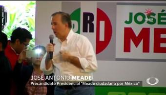 Meade concluye sus actividades de 2017, en Tlaxcala
