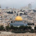 Vista de la ciudad vieja de Jerusalén. (EFE)