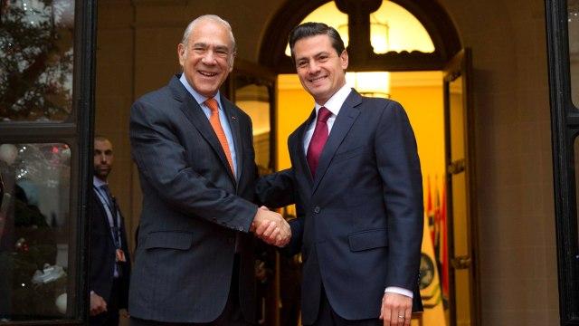 OCDE destaca paquete reformas implementado EPN