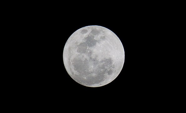 Contemplan superluna en diferentes ciudades de México