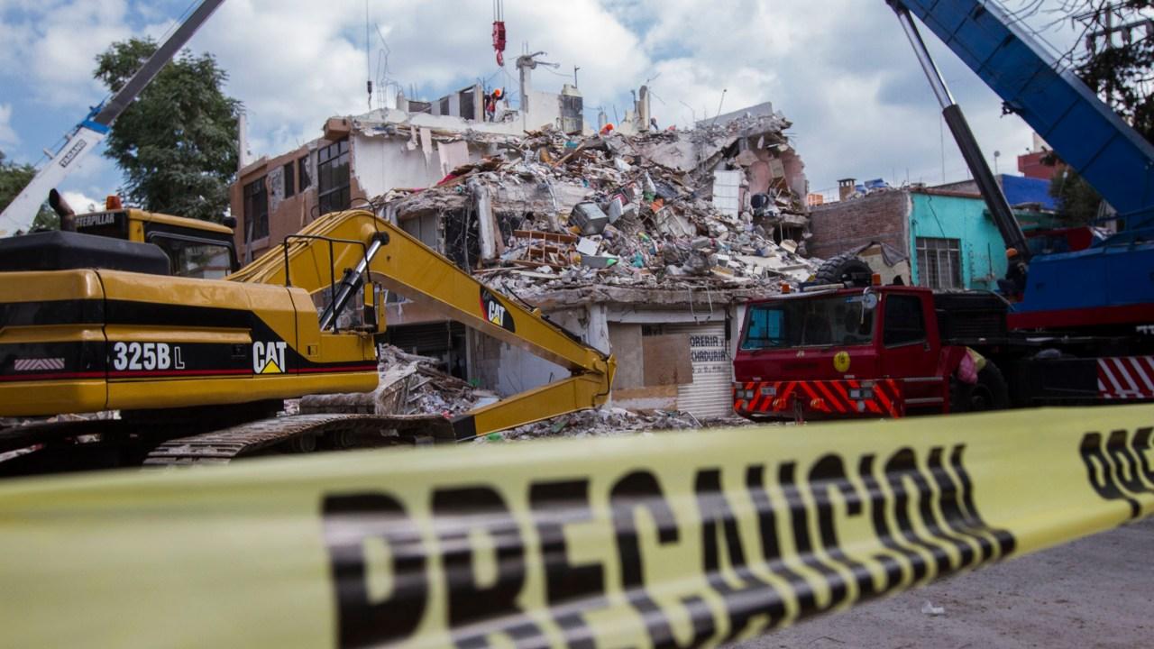 A tres meses del sismo demolerán más de 200 inmuebles