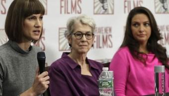 Mujeres que acusan a Trump de acoso sexual piden al Congreso investigarlo