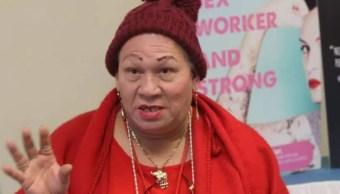 Gobernador NY indulta activista mexicana transgénero