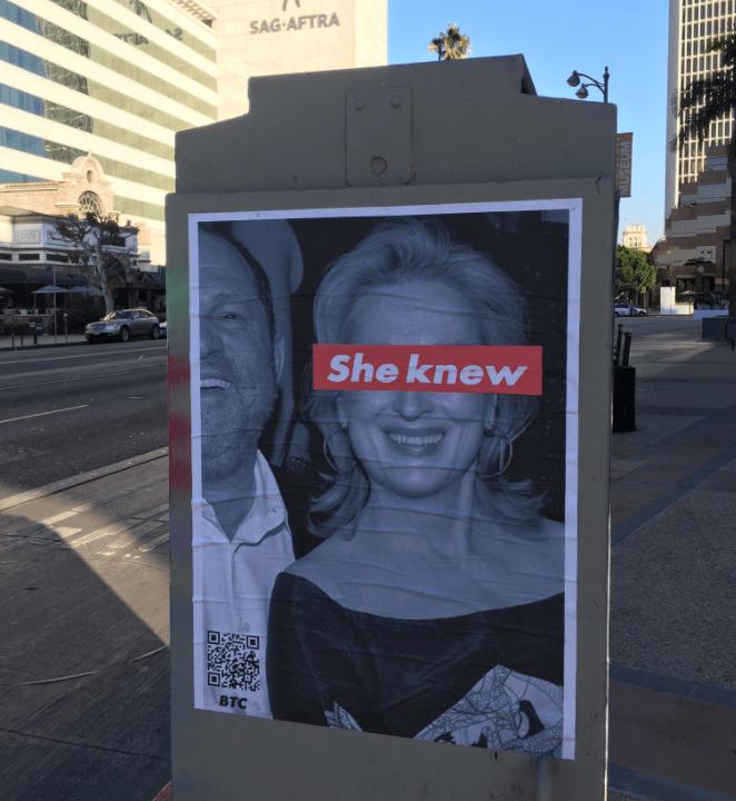 Meryl Streep y Rose McGowan se enfrentan por caso Weinstein