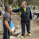 Armando Ahued recorre la pista del Sope en Chapultepec