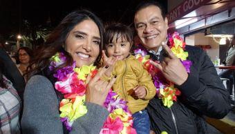 barrales reconoce a partidos de coalicion 'por la ciudad de mexico al frente'