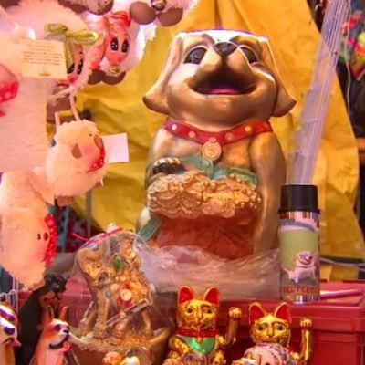 Amuleto de la perrita Frida sigue agotado en el Mercado de Sonora
