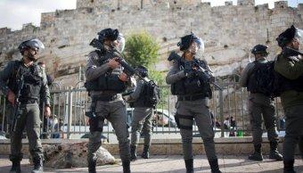 israel refuerza seguridad jerusalen y cisjordania protestas este viernes