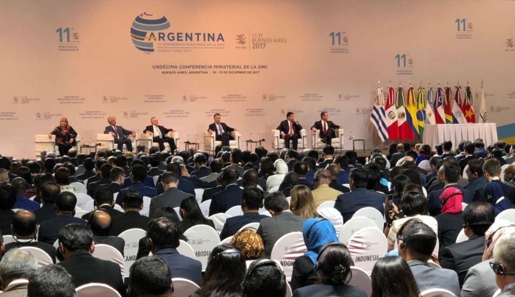 Diez países de América firman declaración a favor del libre comercio