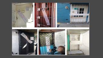 Aseguran 300 kilos de marihuana en la colonia Morelos, CDMX. (PGJCDMX)