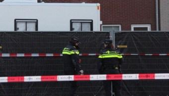 Ataque cuchillo deja dos muertos Holanda
