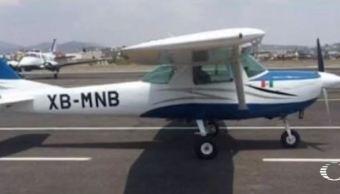 desaparece avioneta escuela vuelo limites morelos guerrero