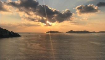 reportan playas limpias en acapulco guerrero