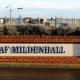 Policía responde a incidente en base militar de EU en Inglaterra