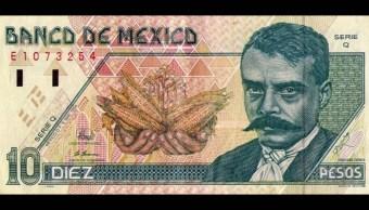 Los billetes de 10 pesos aún tienen valor