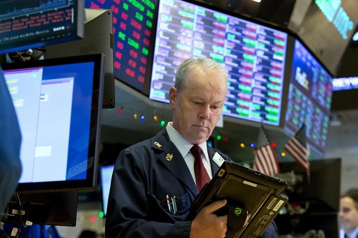 Wall Street cierra mixto y Dow Jones cede 0 16 ciento