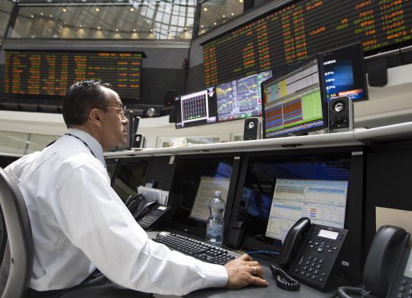 La Bolsa Mexicana de Valores abre con pérdida