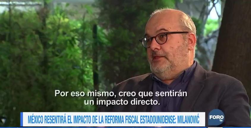 América Latina sufre una gran desigualdad social: Branko Milanović