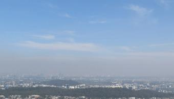 Inversión térmica en la ciudad propicia concentración de contaminantes