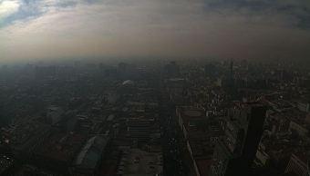 Hay mala calidad del aire en noreste del Valle de México; mantienen contingencia