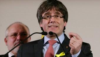 Puigdemont afirma que Estado español ha sido derrotado Cataluña