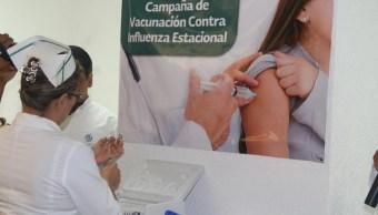 CDMX registra mayor número de casos de influenza