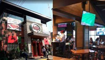 autoridades buscan asaltantes restaurante avenida universidad cdmx