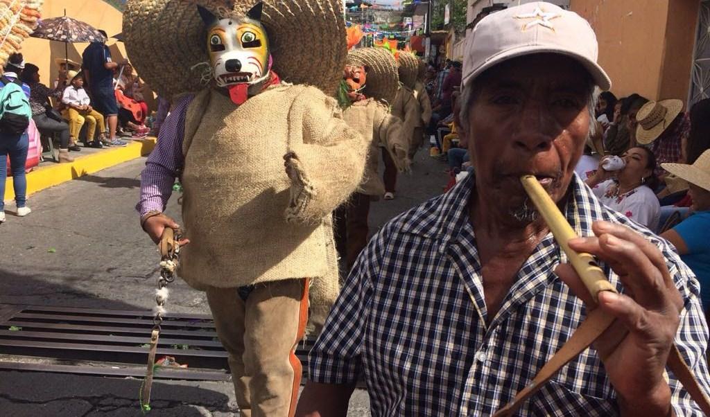 Danza De Los Tlacololeros Tradición De Campesinos En